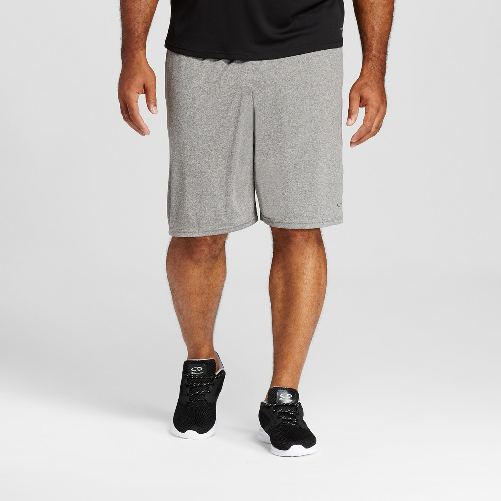Mens Activewear Shorts - C9 Champion Fog Xxxl