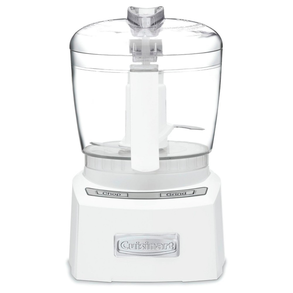 Cuisinart Elite Collection 4 Cup Food Chopper - White CH-4