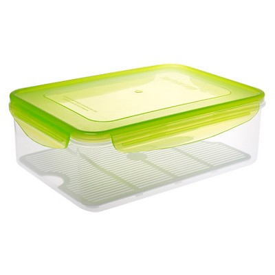 Kinetic GoGreen Fresh 112 Oz. Rectangular Food Storage Container ...