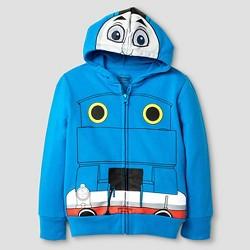Thomas & Friends Toddler Boys' Thomas the Tank Engine Costume Hooded Sweatshirt - Blue
