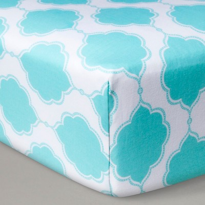 Sheringham Road™ Alexis Crib Fitted Sheet
