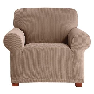 Stretch Pixel Corduroy Chair ...