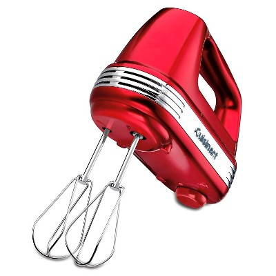 Cuisinart® Power Advantage Hand Mixer - Metallic Red HM70-MR