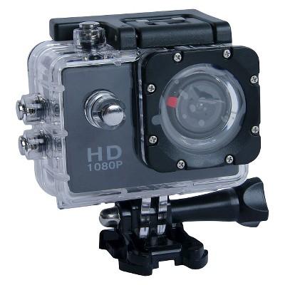 Zuma HD DV SPORTS DVR Camera 1080P - Black (HD-DVSPORTS1080)