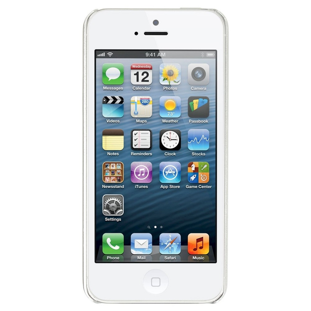 Apple Unlocked iPhone 5 16GB White - Certified Pre-Owned