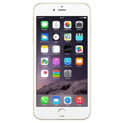 Unlocked iPhone 6 Plus 16GB Gold - Certified Pre-Owned