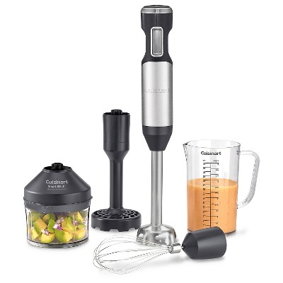 Cuisinart® Smart Stick Hand Blender - Stainless Steel Csb-100