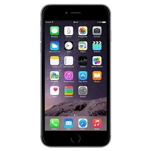 Unlocked iPhone 6 Plus 128GB Gray - Certified Pre-Owned, Grey