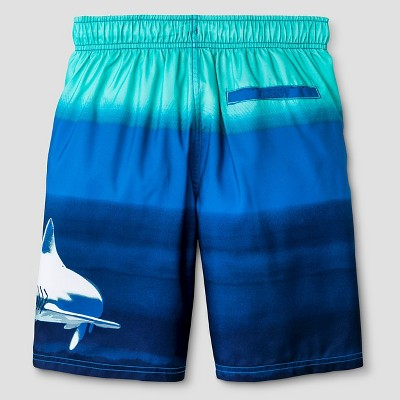 Boys' SwimTrunks Cat & Jack - Regatta Blue S, Boy's
