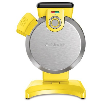 Cuisinart® Vertical Waffle Maker -Yellow WAF-V100Y