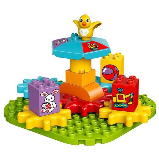 Target Toys Legos : Lego duplo my first carousel target