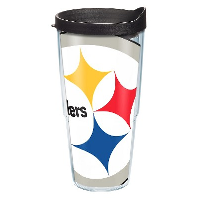 Tervis NFL 24 oz. Colossal Tumbler - Pittsburgh Steelers