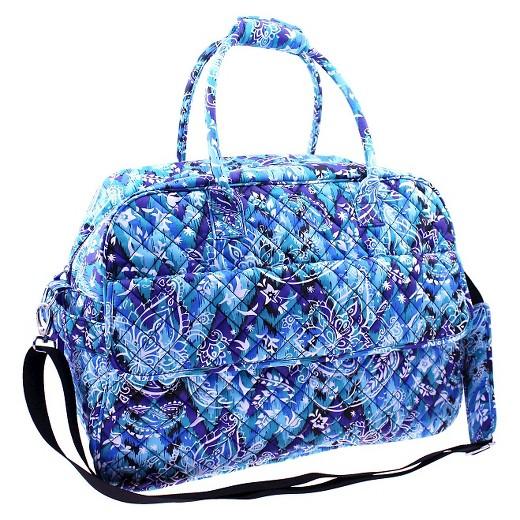 Danielle Morgan Quilted Weekender Duffle Bag : Target : quilted duffle bags - Adamdwight.com