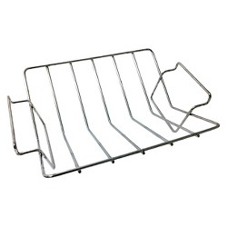 Bayou Classic® 6 Rib & Roast Rack - Stainless Steel