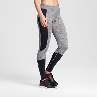 Women's Texture Leggings Heather Gray XS - C9 Champion®