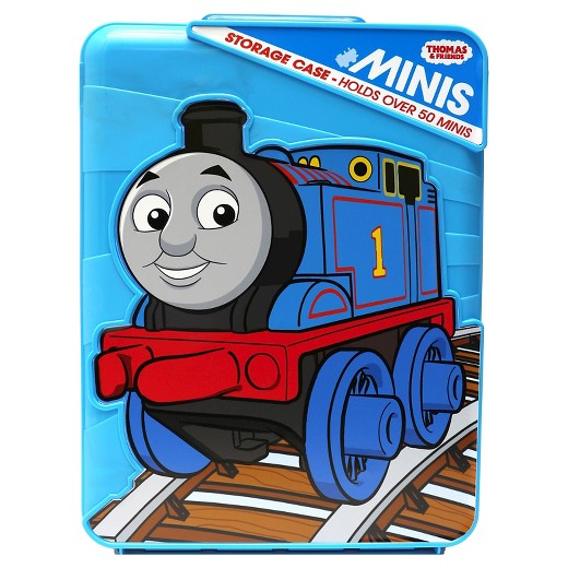 Thomas Friends Minis Figure Storage Case