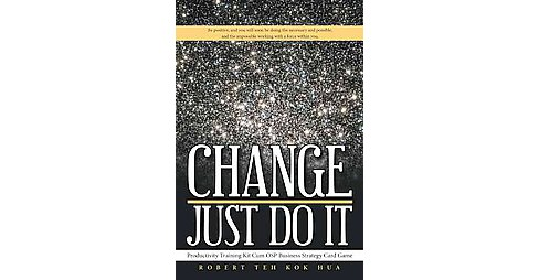 Change Just Do It (Paperback) - image 1 of 1