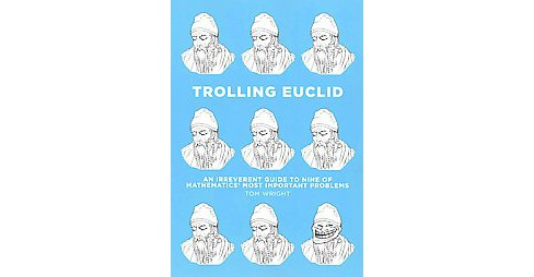 Trolling Euclid (Paperback) - image 1 of 1