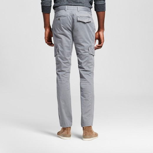 Men's Cargo Pants Light Gray - Mossimo Supply Co.™ : Target
