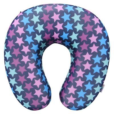 Crckt Neck Pillow - Multi Star