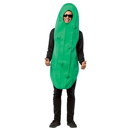 Pickle Men's Costume One Size Fits Most, Green