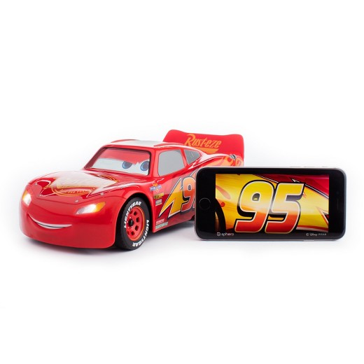 Sphero Disney Pixar Cars 3  Ultimate Lightning McQueen Vehicle