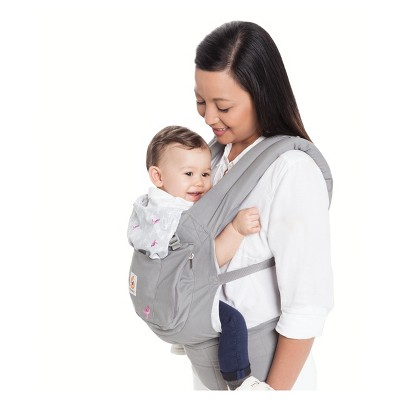 Ergobaby Original Ergonomic Multi-Position Susan G. Komen Limited Edition Baby Carrier - Gray