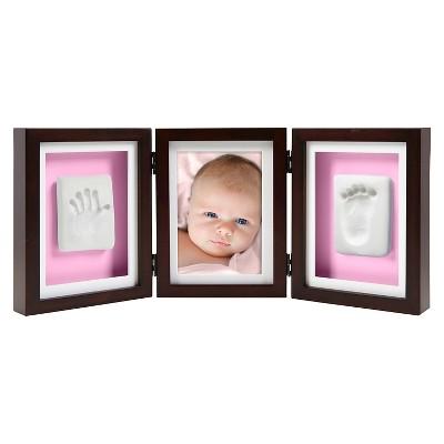 Pearhead Babyprints Deluxe Desk Frame - Espresso