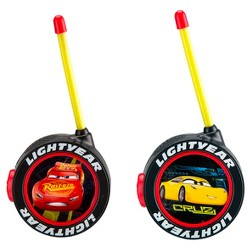 Disney Pixar Cars 3 - Walkie Talkies