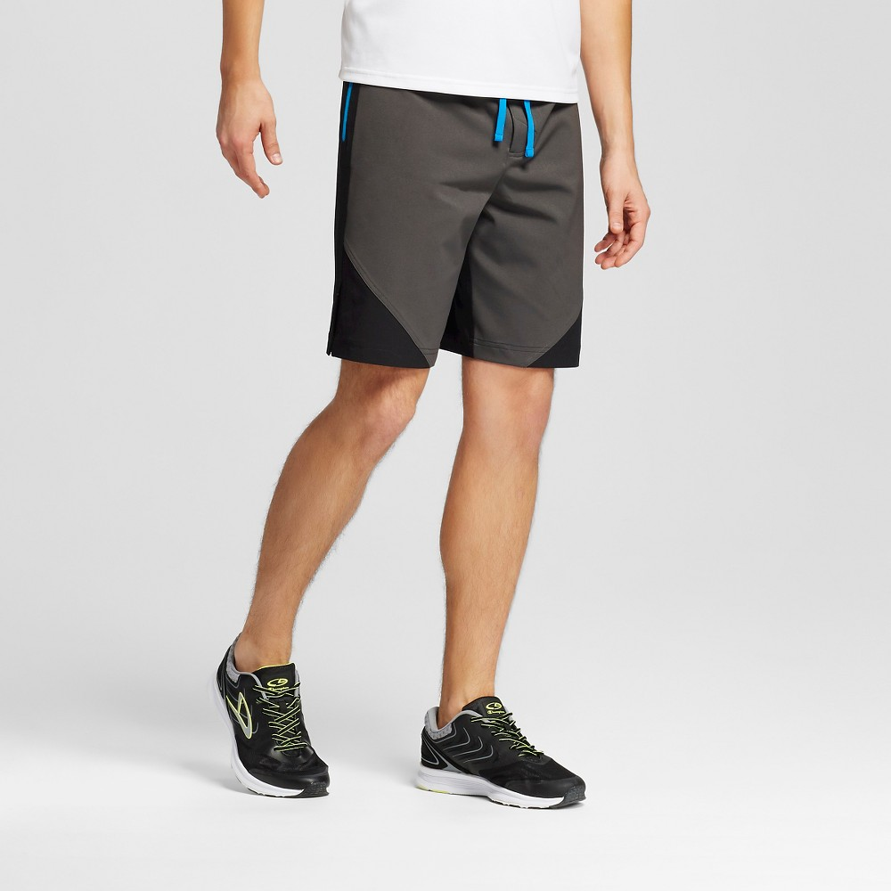 Activewear Shorts - C9 Champion Railroad Gray L, Mens