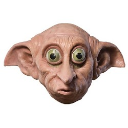 Halloween Harry Potter Child Dobby Mask Tan