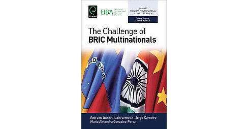 Challenge of Bric Multinationals (Vol 11) (Hardcover) - image 1 of 1