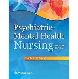 Psychiatric-Mental Health Nursing (Paperback) (Sheila L. Videbeck)
