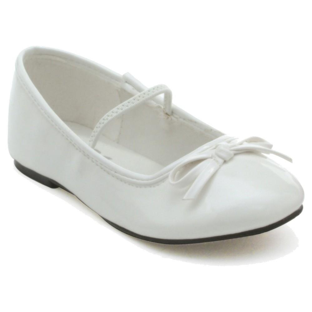 Halloween Girls Ballet White Shoes L(2/3)