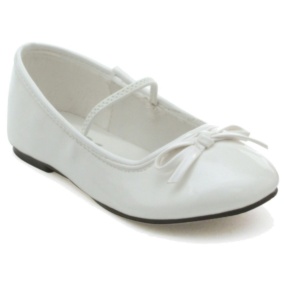 Halloween Girls Ballet White Shoes S(11/12)