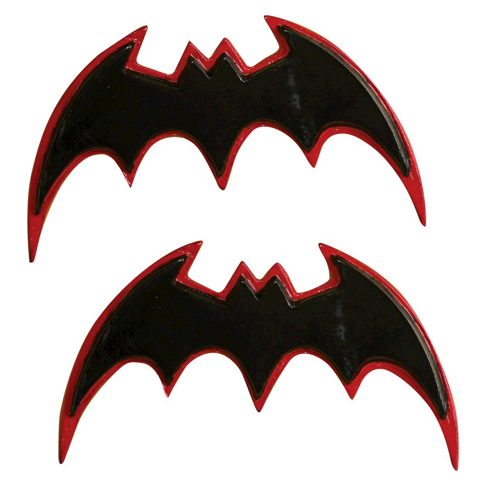 Halloween Batman Brave and Bold Batarang, Men's, Black