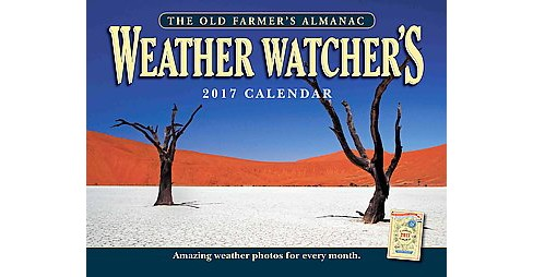 The Old Farmer's Almanac Weather Watcher's 2 (Calendar) - image 1 of 1