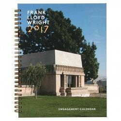 Frank Lloyd Wright 2017 Calendar (Hardcover)