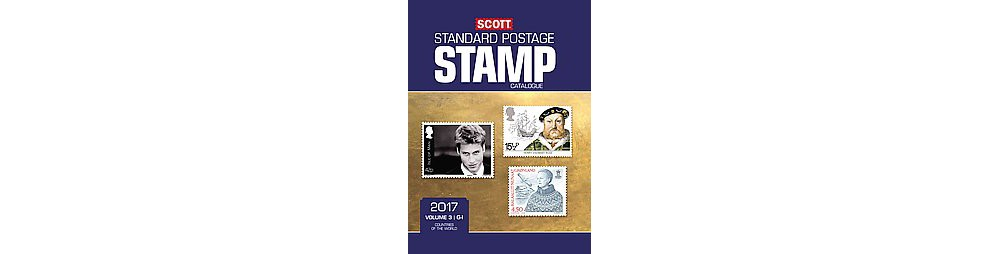 Scott Standard Postage Stamp Catalogue 2017 : Countries o...