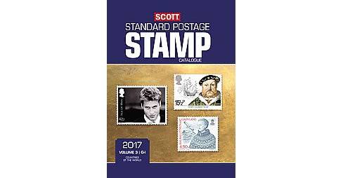 Scott Standard Postage Stamp Catalogue 2017 : Countries of the World G-I (Vol 3) (Paperback) - image 1 of 1