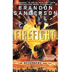 Firefight ( Reckoners) (Unabridged) (Compact Disc)