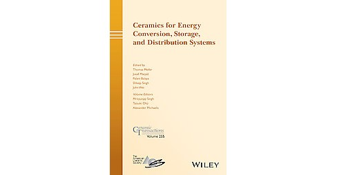 Ceramics for Energy Conversion, Storage, and Distribution Systems : A Collection of Papers Presented at - image 1 of 1