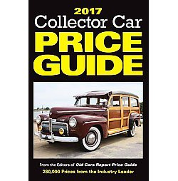 Collector Car Price Guide 2017 (Paperback)