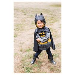 Toddler Boy Batman Rain Accessory Collections - Black