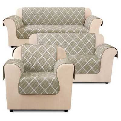 Furniture Flair Lattice Cover Collection   Sure Fit