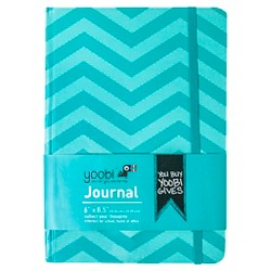 "Yoobi™ Hardcover Journal, 6"" x 8.5"", 72 Sheets"
