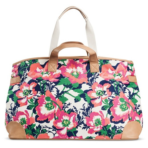 Women's Weekend Bag Floral - Merona™ : Target
