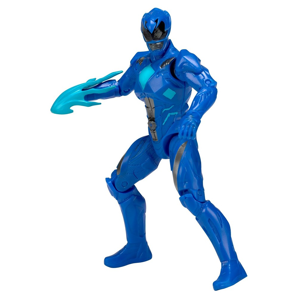 Power Ranger Figures Movie Action Hero - Blue Ranger Figure