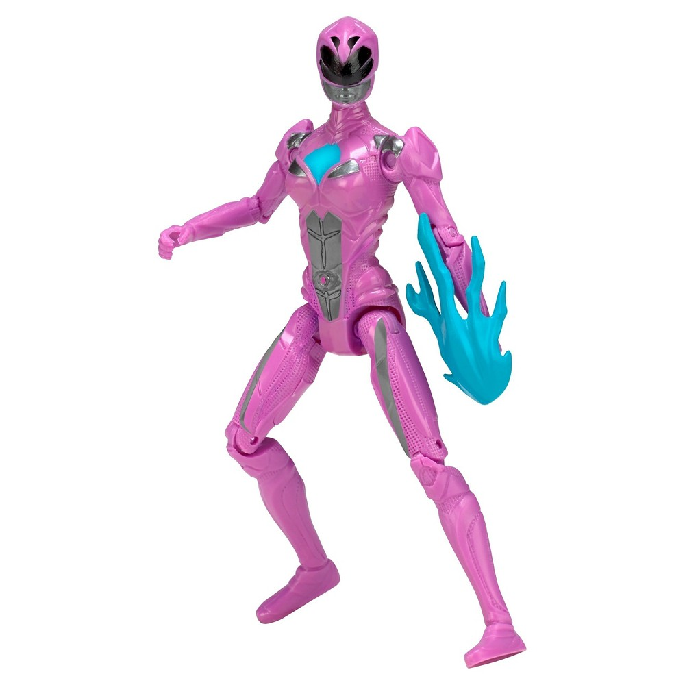 Power Ranger Figures Movie Action Hero - Pink Ranger Figure