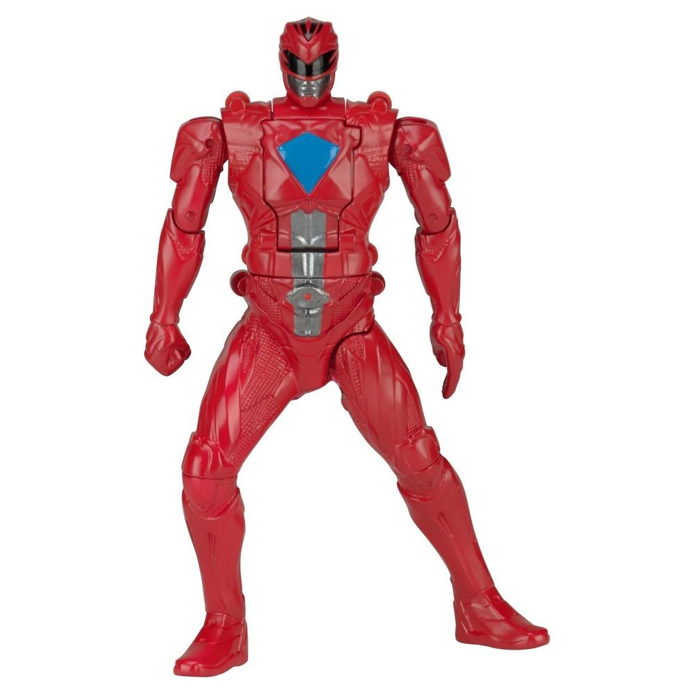 Power Rangers Movie Super Morphing - Red Ranger